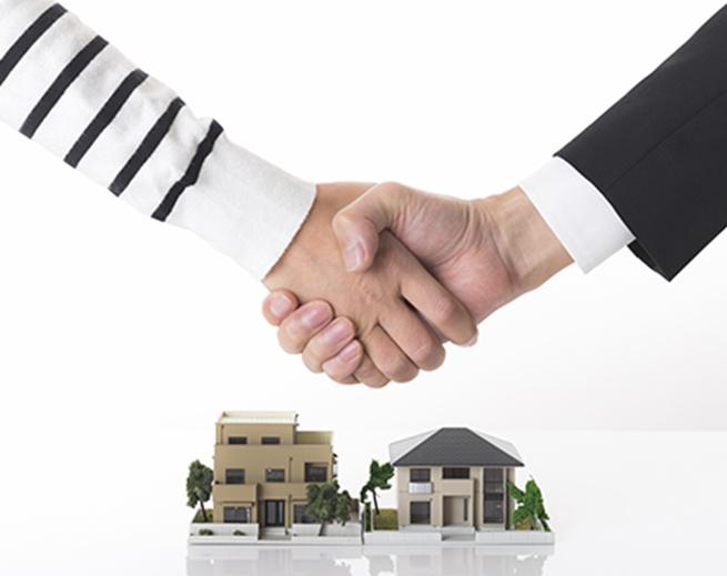 イメージ:売買契約の締結