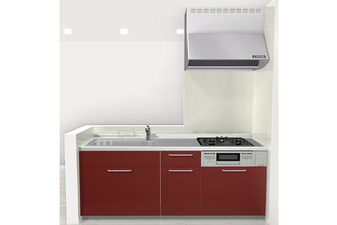 イメージ:システムキッチン