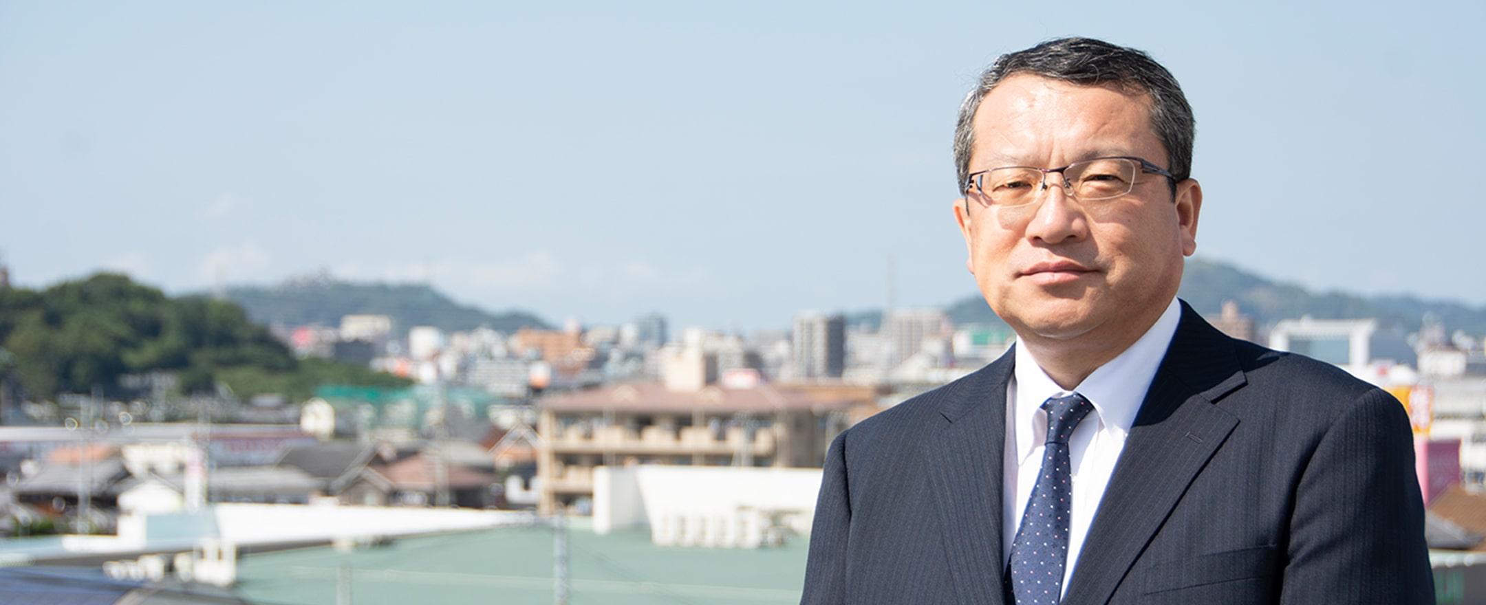イメージ:代表取締役 大西 知人