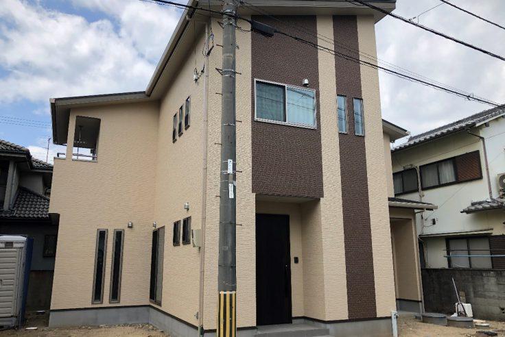 施工事例イメージ : 愛媛県松山市 注文住宅