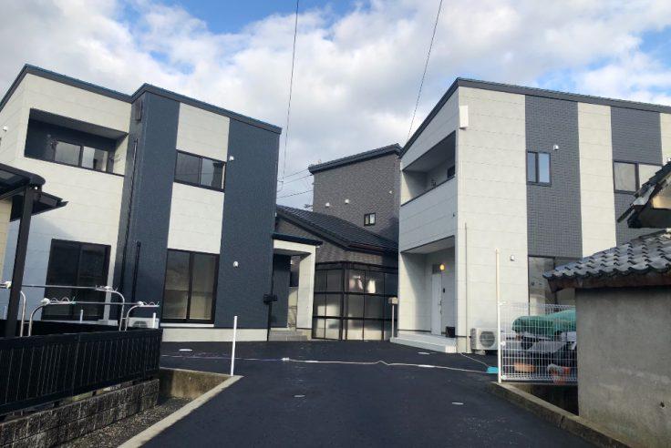 施工事例イメージ : 愛媛県東温市 賃貸住宅