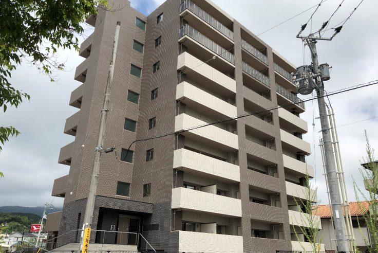 施工事例イメージ : 高知県須崎市 賃貸マンション