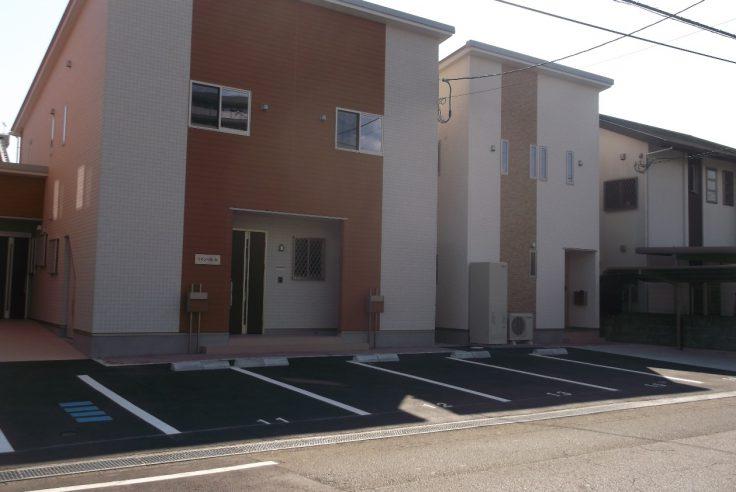 施工事例イメージ : 高知県高知市 賃貸住宅