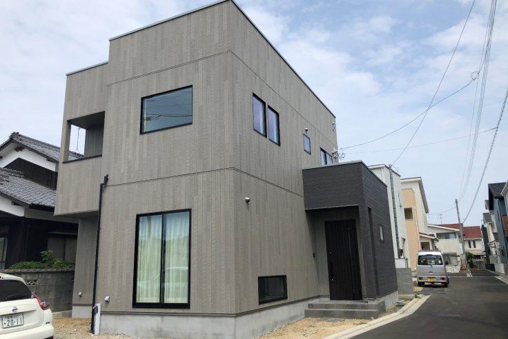 施工事例イメージ : 愛媛県伊予郡松前町 注文住宅