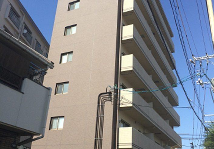 施工事例イメージ : 広島県広島市 賃貸マンション