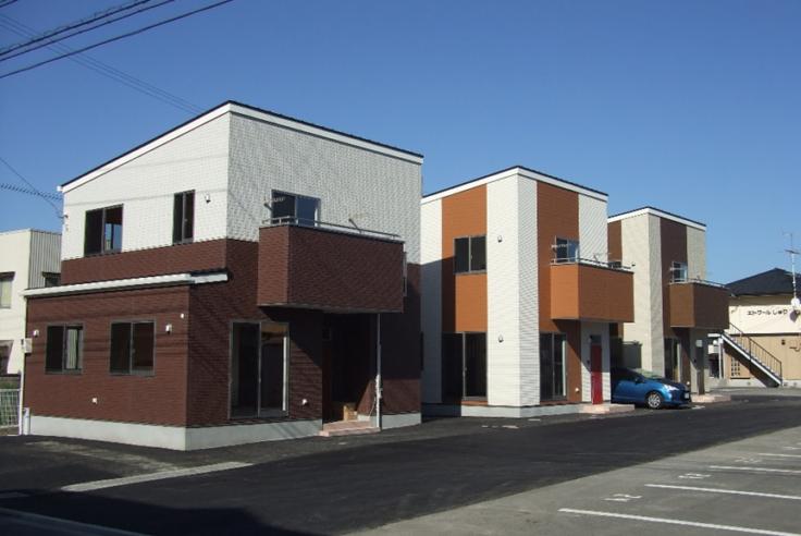 施工事例イメージ : 愛媛県今治市 賃貸住宅