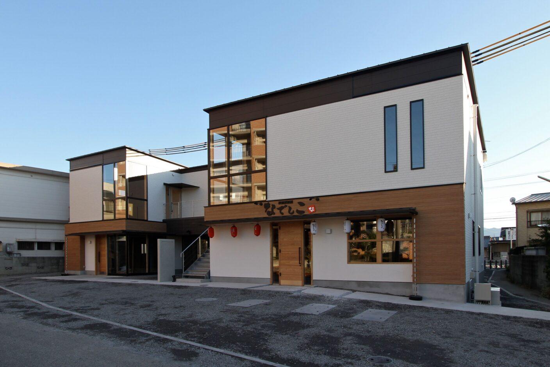 愛媛県松山市平井町の店舗施工事例